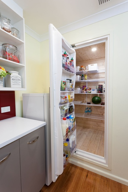 Cool Convenience A Walk In Fridge Ozcoolrooms Amp Winerooms